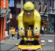 Caravane Tour de France Decazeville 2016